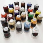 NO 10 Special Pack of 25 Colors : 010, 020, 102, 1031, 115, 1152, 1163, 1241, 1243, 1423, 1552, 1708, 302, 419, 432, 5554, 5557, 633, 650, 651, 654, 8010, 812, 815, 841